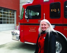 Port Moody Fire Station