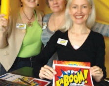 KaBoom! The Port Moody Art Explosion!