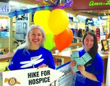 Hike for Hospice Volunteer